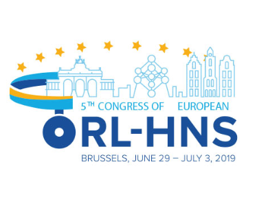 5th Congress of European ORL-HNS : 29 juin au 3 juillet 2019 – Bruxelles (BELGIQUE)