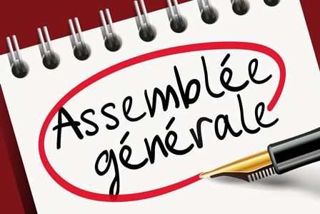 ASSEMBLEE GENERALE 2016